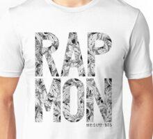 Rap Monster - BTS Member Logo Series (Black) Unisex T-Shirt