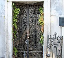 Recoleta Cemetery, Buenos Airies by Maggie Hegarty