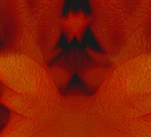 sensual creatures 1q Sticker