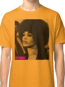 Angela Davis- Feminist Classic T-Shirt