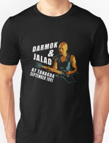 Darmok & Jalad at Tanagra (Black)  ST TnG T-Shirt
