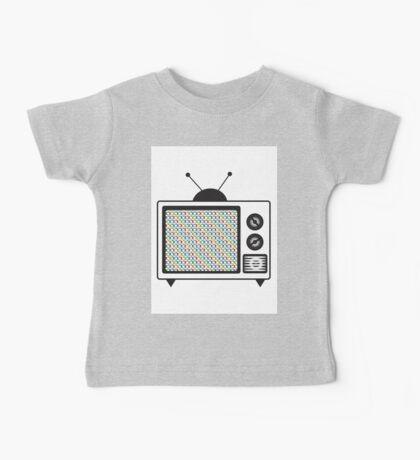 Retro Tv Baby Tee