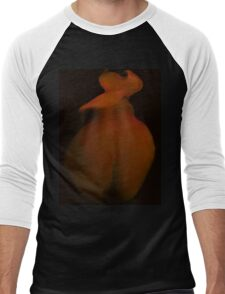 sensual creatures 1s 1a Men's Baseball ¾ T-Shirt
