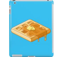 Pixel Waffle iPad Case/Skin