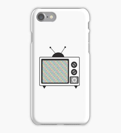 Retro Tv iPhone Case/Skin
