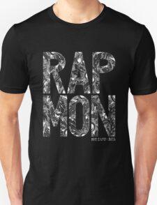 Rap Monster - BTS Member Logo Series (White) Unisex T-Shirt