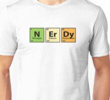 Nerdy  |  Periodic Table Unisex T-Shirt