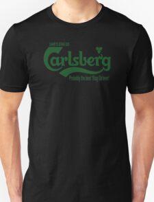 Daves Stag Do Carlsberg Heseind T-Shirt