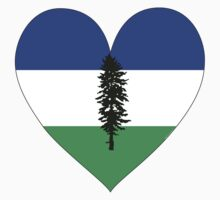 From Cascadia With Love T-Shirt