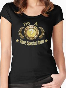 Counter Strike GO - Rare Item Women's Fitted Scoop T-Shirt