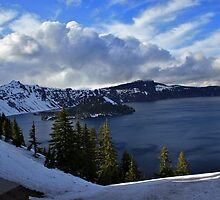 Crater Lake II by ZWC Photography