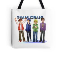 Team Craig Tote Bag
