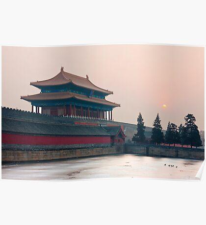 Forbidden city Poster