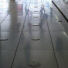 Ceiling people by Bluesrose