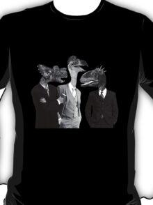 The Saurus Society - No Extinction Theory Conversation T-Shirt