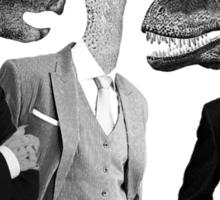 The Saurus Society - No Extinction Theory Conversation Sticker