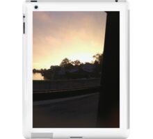 Fire on Asbury  iPad Case/Skin