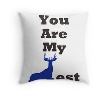You Are My Dearest Throw Pillow