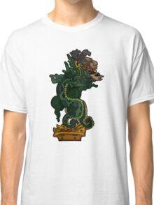 Mayan Serpent God Classic T-Shirt
