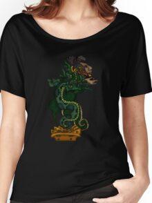 Mayan Serpent God Women's Relaxed Fit T-Shirt