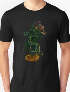 Mayan Serpent God Unisex T-Shirt