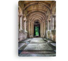 Wilton Colonnade Canvas Print