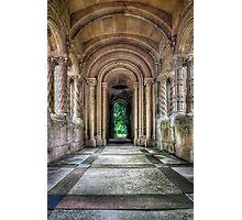 Wilton Colonnade Photographic Print