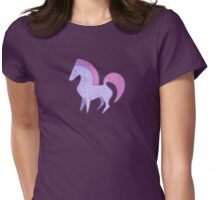 Noble Horse Womens Fitted T-Shirt
