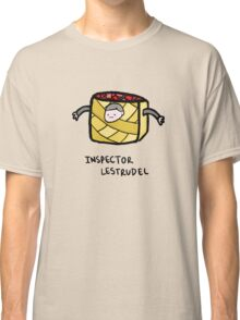 Inspector Lestrudel Classic T-Shirt