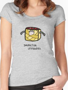 Inspector Lestrudel Women's Fitted Scoop T-Shirt