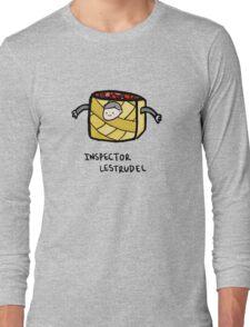 Inspector Lestrudel Long Sleeve T-Shirt
