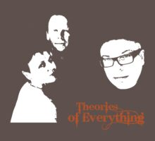 Theories of Everything retro Kids Clothes