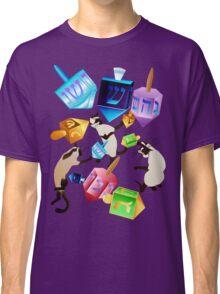 Delightful Dreidels Classic T-Shirt
