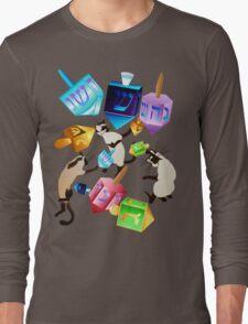 Delightful Dreidels Long Sleeve T-Shirt