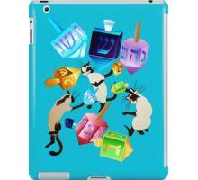 Delightful Dreidels iPad Case/Skin