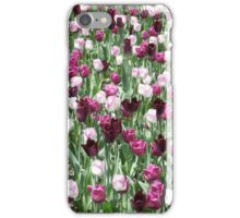 Ombre Tulips iPhone Case/Skin