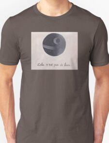 Cela n'est pas de lune (The Treachery of Sith) Unisex T-Shirt