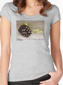 Sparkle and Shine Women's Fitted Scoop T-Shirt