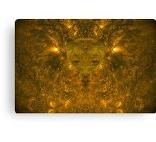 Solar Wind Goddess (signed) Canvas Print