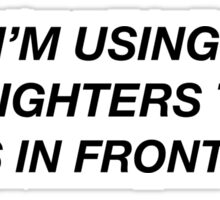 R.I.P. 2 MY YOUTH Lyrics  Sticker
