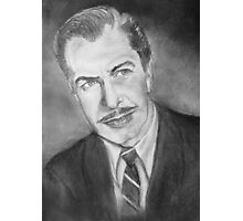 Vincent Price....young Photographic Print
