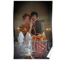 Autumn Wedding Poster
