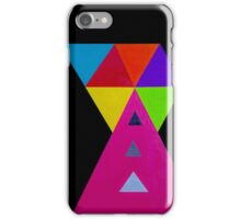 pointy edge iPhone Case/Skin