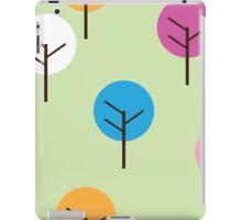 Trees by Gemma (Aged 6) iPad Case/Skin