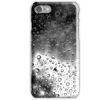 Cell Phone Case - Black and White Water Abstract iPhone Case/Skin