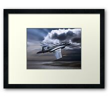 Royal Air Force Buccaneer Framed Print