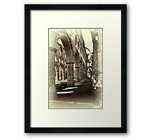 Rievaulx Abbey 4 Framed Print