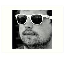 Cheap Sunglasses Art Print