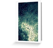 Cell Phone Case - Water Abstract Greeting Card