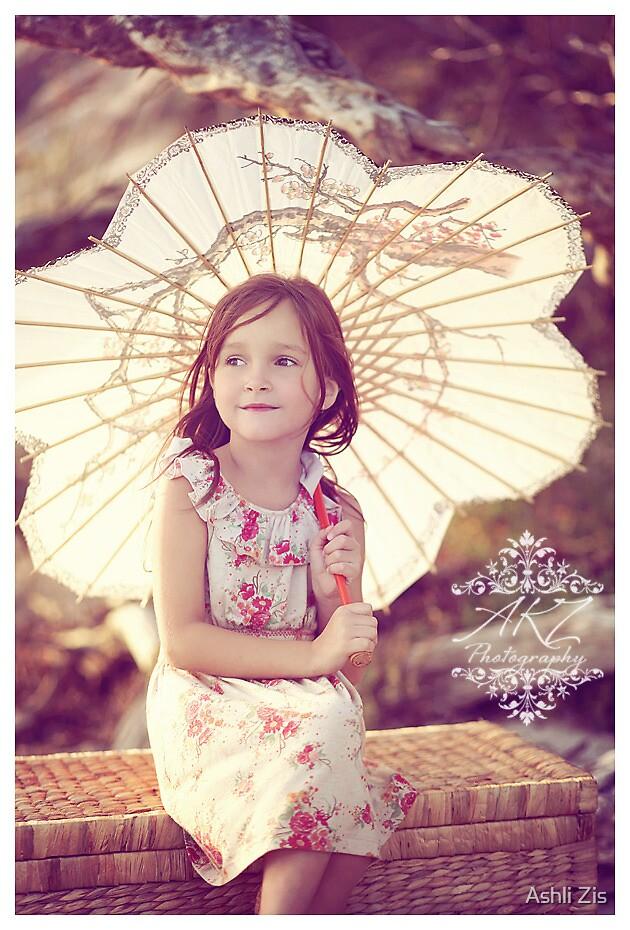 Miss Emily- Vintage Child by Ashli Zis